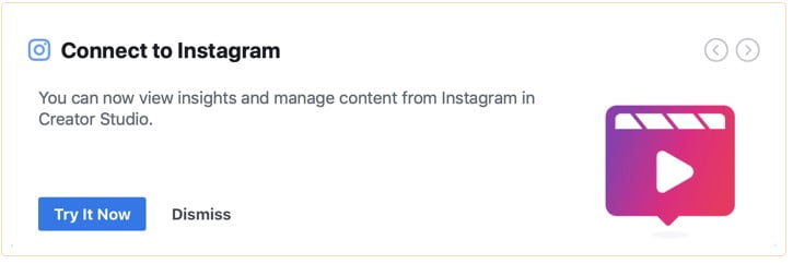 connect to your Instagram account
